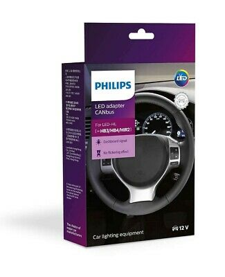 AU55 • Buy Philips LED-CANbus HB3/HB4/HIR2