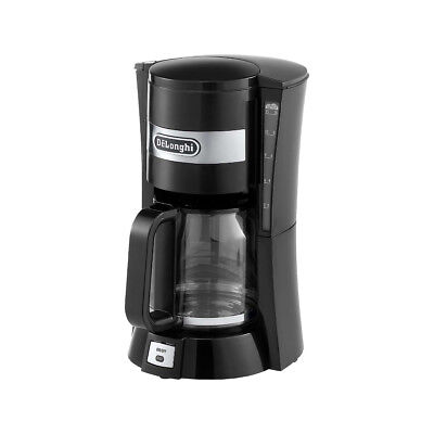 Delonghi ICM15210 Filter Coffee Maker 1.3Litre 900W 10 Cup With Keep Warm Plate • 34.95£