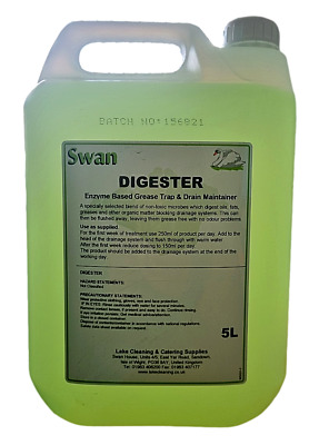 £47.43 • Buy Digester Enzyme Based Grease Trap & Drain Unblocker Maintainer / Cleaner