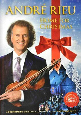 Andre Rieu - Home For Christmas (DVD, 2012) Music • 3.99£