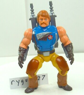 $135 • Buy MOTU, Rio Blast, Masters Of The Universe, Figure, Complete With Guns, He Man
