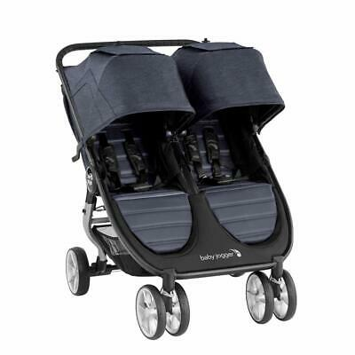 Baby Jogger City Mini 2 Double Stroller Carbon - NEW!!! • 340.08£