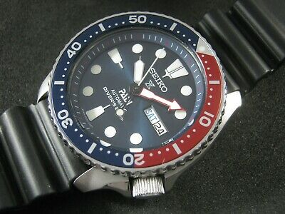 $ CDN326.66 • Buy SEIKO SKX007 7S26-0020 Mod PADI Dial NH36 Hack Winding Water Proof Water Proof