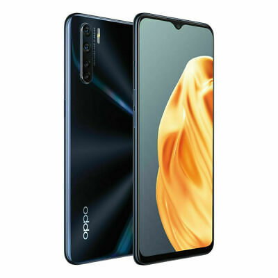 AU490 • Buy New OPPO A91 (Dual SIM 4G, 48MP, 128GB/8GB) - Black, Blue Unlocked  [Aus Stock]