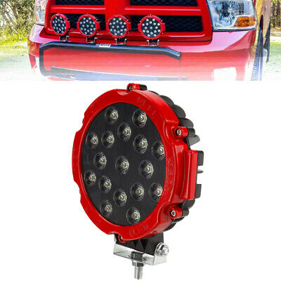 $ CDN32.39 • Buy Round 7inch 170W LED Work Light Bar Spot Fog ATV 4WD Truck Off Road Lamp 12V