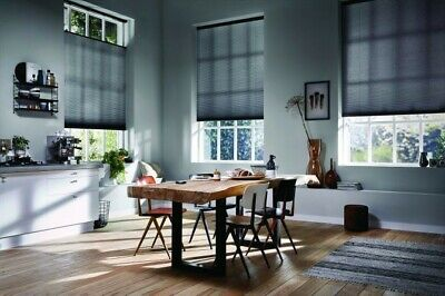 £3500 • Buy Motorized Smart Home Blinds X4 (Grey, Luxaflex Powerview, Brand New Boxed)