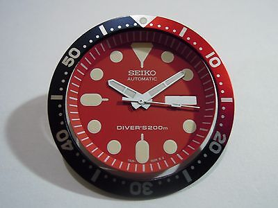 $ CDN26.73 • Buy New Replacement Red Dial/hands/insert Fits Seiko Skx007 7s26-0020 Diver's Watch