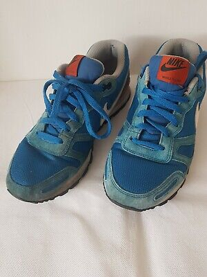 Nike Air Waffle Blue Trainers UK Size 8  • 30£