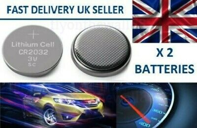 2 X Batteries For Salter Digital Bathroom Kitchen Weighing Scales CR2032 Battery • 1.95£