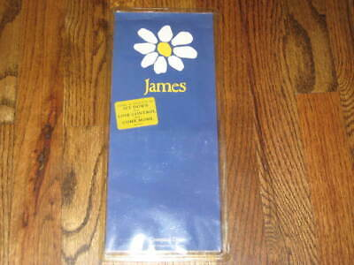£23.02 • Buy James Self Titled -Cd In SEALED Longbox-Clamshell!  New-Rare! Sit Down-Come Home
