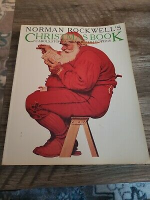 $ CDN16.37 • Buy Norman Rockwell's Christmas Book 1977 Large Softcover Free Shipping