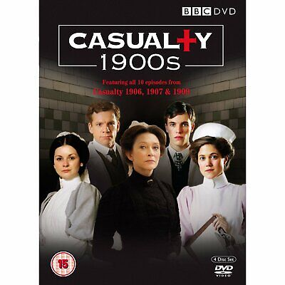 £39.99 • Buy Casualty 1900s (10 Episodes) 4-Disc Dvd Brand New & Factory Sealed