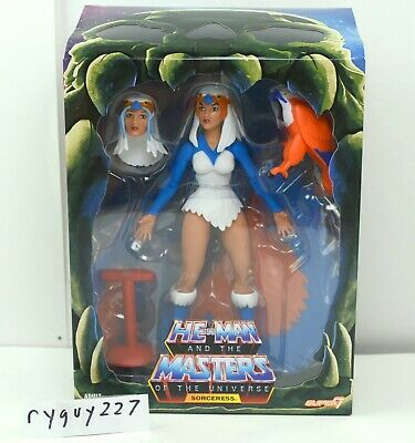 $135 • Buy MOTUC, Sorceress 2.0, Masters Of The Universe Classics, MOC MISB, Filmation