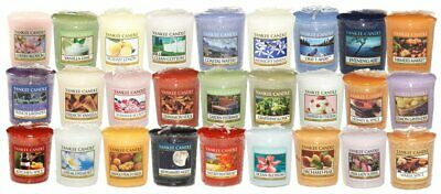 Yankee Candle Votive Sampler Candles Various Scents/Fragrances FAST & FREE POST • 4.49£