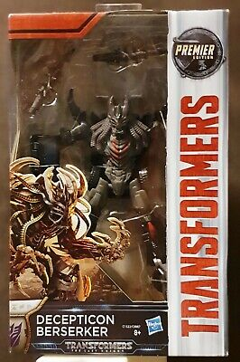 Transformers: The Last Knight Premier Deluxe DECEPTICON Action Figure Hasbro Toy • 13.99£