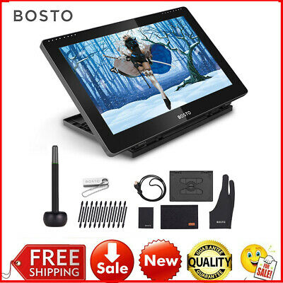 15.6  Writing Tablet LCD Drawing Board Pad Digital Notepad With Buttons + Pen • 163.39£