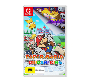 AU65 • Buy Paper Mario: The Origami King - Nintendo Switch