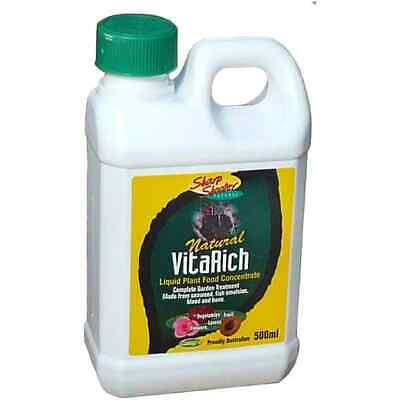AU32.50 • Buy Sharp Shooter VitaRich Liquid Plant Food Concentrate 500mL