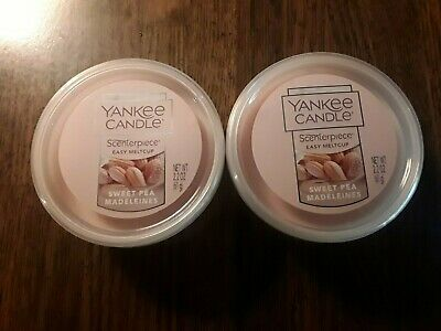 Yankee Candle , Easy Melt Cup,  Sweet Pea Madeleines, Lot Of 2 • 9.08£