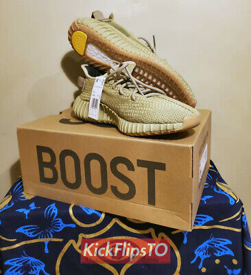 $ CDN409.99 • Buy YEEZY Boost 350 V2 Sulfur  DS Mens Size 10.5 100% Authentic FY5346