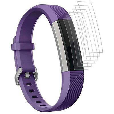 $ CDN7.94 • Buy 6x Protective Film For Fitbit Alta / HR Screen Clear