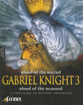 AU1.50 • Buy Gabriel Knight® 3: Blood Of The Sacred, Blood Of The Damned Steam Game PC