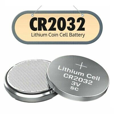 2 X Batteries For Salter Digital Bathroom Kitchen Weighing Scales CR2032 Battery • 1.65£