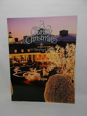 $11.99 • Buy A Country Christmas Opryland Hotel Book Holiday *FREE SHIPPING*