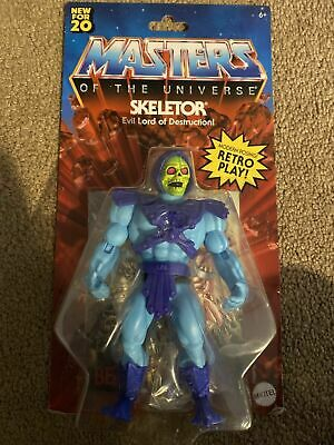 $39.95 • Buy 2020 Masters Of The Universe Origins Skeletor Battle Figure Walmart MOTU 5.5""