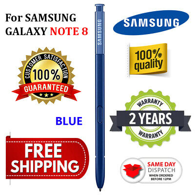 $ CDN16.28 • Buy S Pen For Samsung Galaxy Note 8 OEM Stylus Replacement NEW Original Pencil BLUE