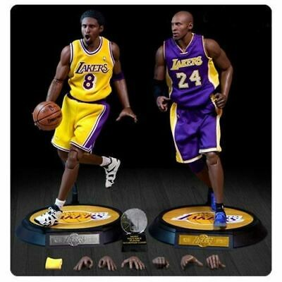 $560.88 • Buy NBA Collection Kobe Bryant 1:6 Scale Real Masterpiece Action Figure 2-Pack