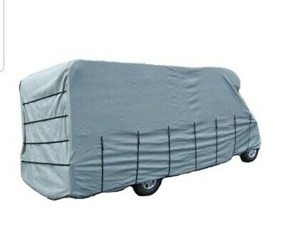 Maypole MP9424 Breathable 4Ply Motorhome/Campervan Grey Cover Fits 6.5M To 7.0M • 62£