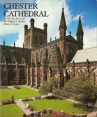 Chester Cathedral Guide Booklet By Reverend Stephen S. Smalley Dean Of Chester  • 2.99£
