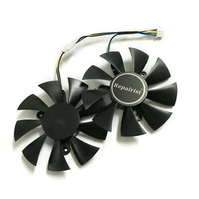 $ CDN22.19 • Buy Cooler Fan For Zotac GTX1070 MINI 2pcs/lot