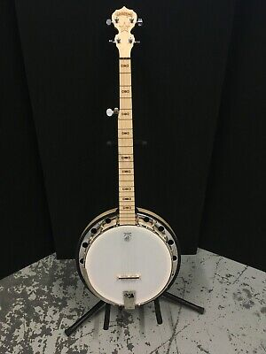 $ CDN1109 • Buy Deering Goodtime Two 5-string Banjo With Deluxe Gig Bag And Goodtime Package