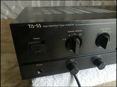 $150 • Buy Vintage Nakamichi TA-1A High Definition Tuner Amplifier  Mint Condition!