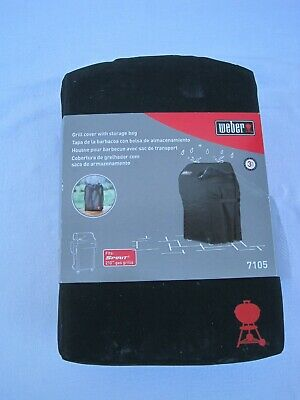 $ CDN48.47 • Buy Weber Grill Cover For SPIRIT 210 Gas Grills.Weatherproof With Storage Bag # 7105