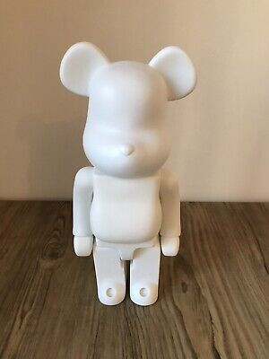 $20.79 • Buy Bearbrick Action Figure Ornament Toy Collection 28CM (WHITE) UK SELLER NEW