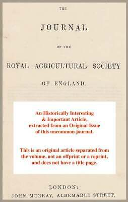 On The Quantity Of Nitric Acid And Ammonia In Rain-Water. A Rare Original Articl • 12.99£