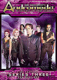 Andromeda - Series 3 - Complete (DVD, 2006) • 6.50£