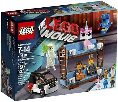 $ CDN53.32 • Buy NEW SEALED Lego 70818 The Lego Movie - Double Decker Couch
