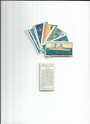 15/16 Kelloggs Cards 1962  Ships Of The British Navy  (Missing No 15) • 1£