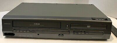 $ CDN30.17 • Buy Magnavox 4 Head VCR Recorder & DVD Player Combo MWD2205 For Parts Not Working