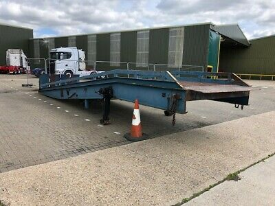 Thor Container Ramp - 10 Tonne Loading • 2,500£