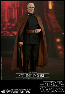$132.19 • Buy New Hot Toys MMS496 Star Wars: Attack Of The Clones COUNT DOOKU 1/6  Figure