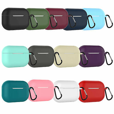 AU4.85 • Buy Apple Airpods Pro  Air Pod 3 Silicone Ultra Slim Case Cover Shockproof