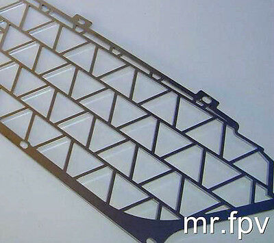 AU269.90 • Buy New BF Aftermarket FPV F6 Typhoon Lower Mesh Grill Stainless Steel Bar Grille