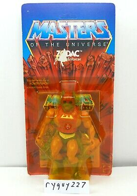 $325 • Buy MOTU, Zodac, Masters Of The Universe, MOC, Sealed Figure, He Man, Zodak, Carded