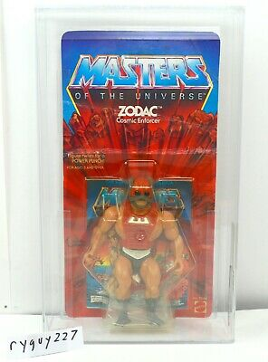 $1250 • Buy MOTU, Zodac, AFA, 8-back, Masters Of The Universe, MOC, Sealed Figure, Zodak