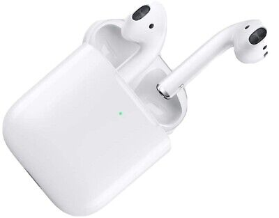 $ CDN142 • Buy NEW Apple AirPods 2nd Generation With Wireless Charging Case
